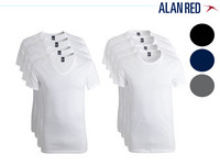 4pack Alan Red James & Dean T-shirts